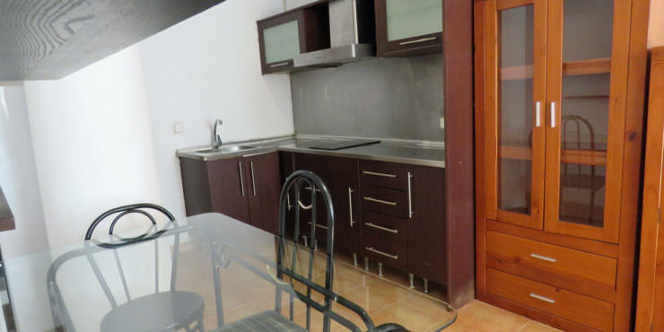 Bright one Bedroom Ground Floor Apartment for Rent in Illetas
