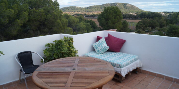 Completely reformed 1 bedroom apartment for rent in Santa Ponsa