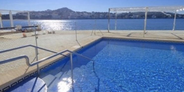 Apartment Santa Ponsa 1 bedroom Frontline