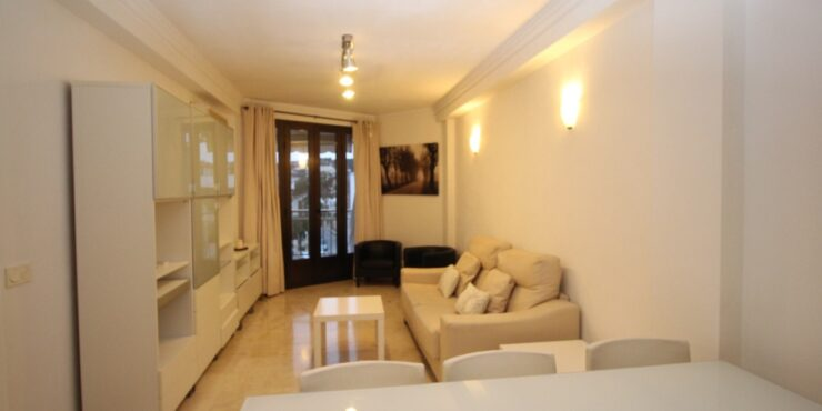 Lovely, large 1 bedroom apartment for rent in San Augustín