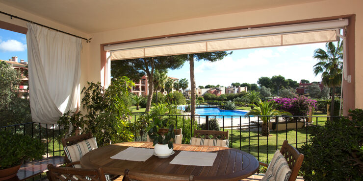 Lovely 3 bedroom apartment for sale in Santa Ponsa