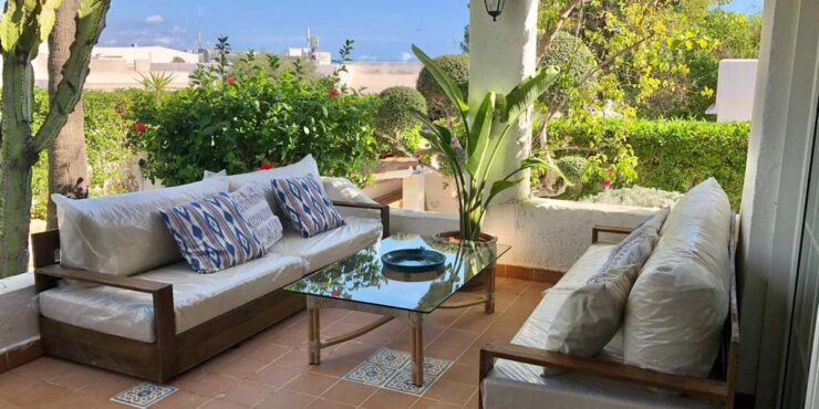 Wonderful 5 bedroom villa for rent in Sol de Mallorca