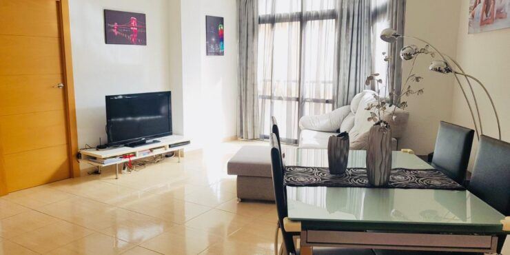 Large 2 bedroom apartment for rent in central Palma