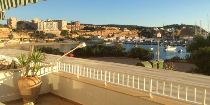 Ground floor apartment for sale in El Toro with stunning views