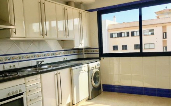 Bright and spacious apartment for rent in Palma de Mallorca