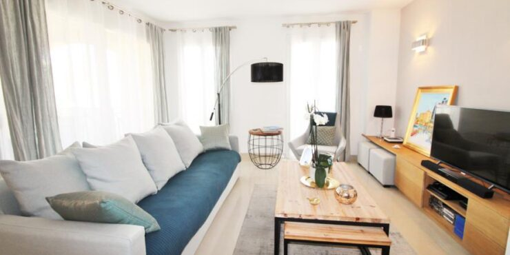Stunning penthouse for rent in Santa Ponsa