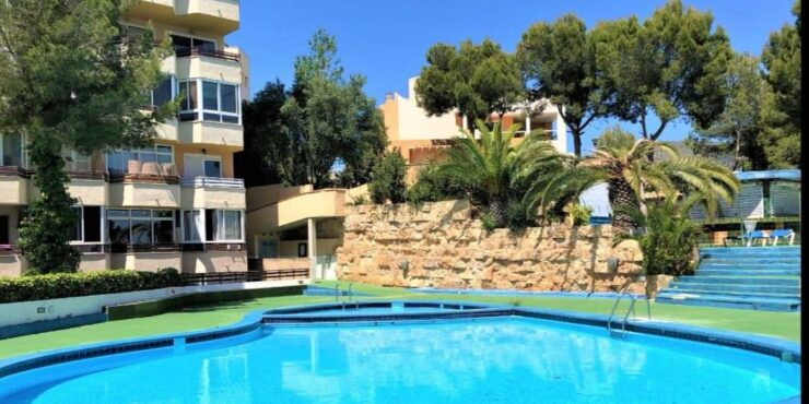 Beautiful, newly renovated apartment for sale in Illetas