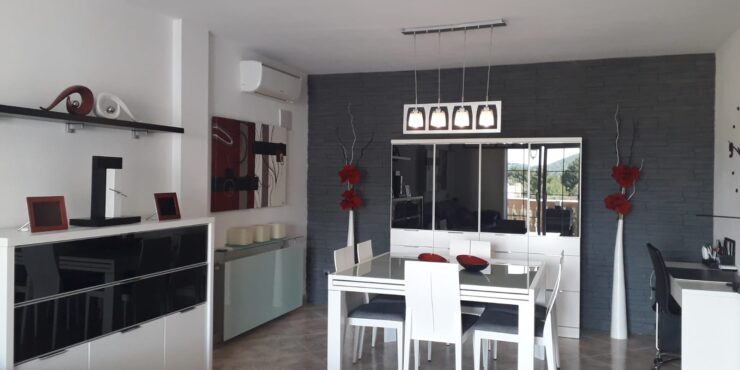 Modern apartment for rent in Son Servera
