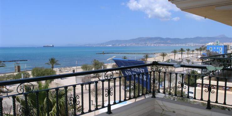 Bright and modern apartment for rent in Palma de Mallorca