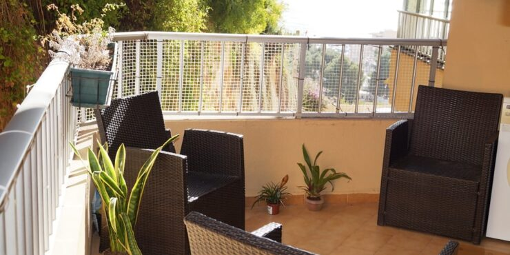 Spacious and bright apartment for rent in San Agustin