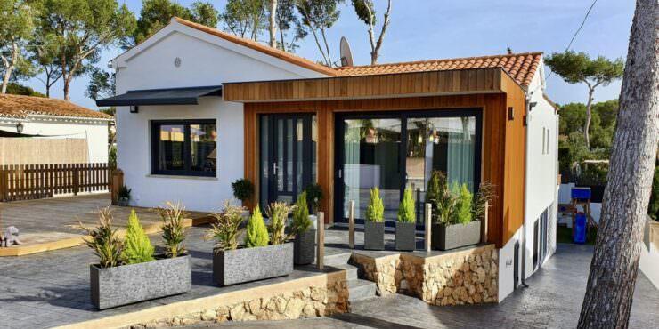 Charming modern 4 bedroom villa in El Toro.