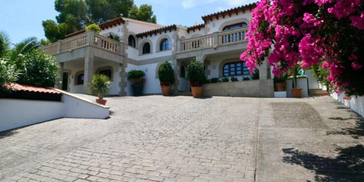 Marvellous 6 bedroom Villa for sale in Costa D'en Blanes.