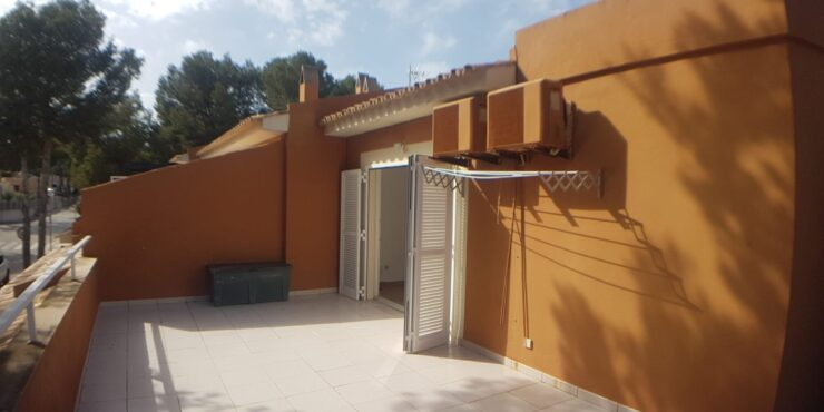 Bright two-bedroom apartment for sale in El Toro