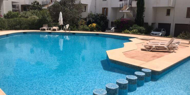 Modern, reformed duplex for sale in Sol de Mallorca