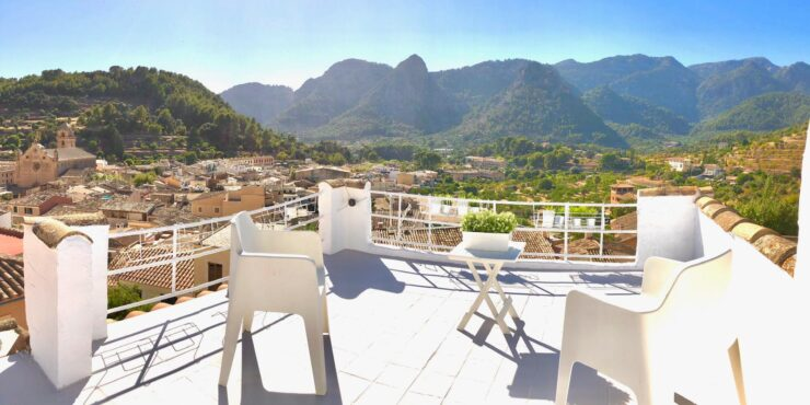 Stunning house for sale in Bunyola