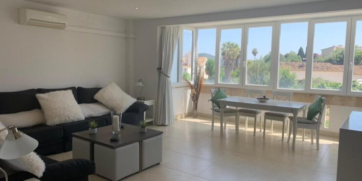Modern, reformed apartment for rent in Calvia Village