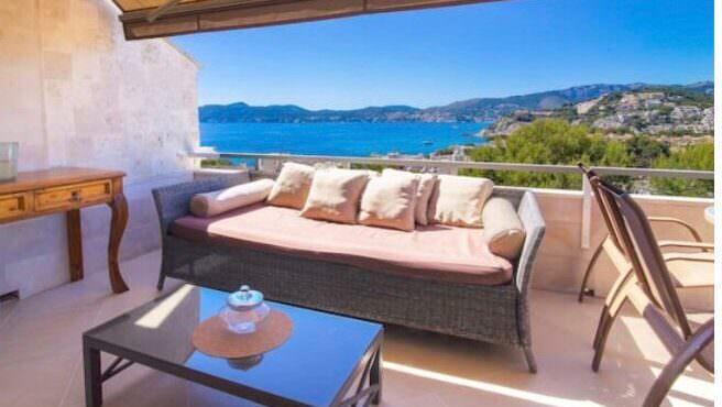 Modern apartment for rent in Costa de la Calma