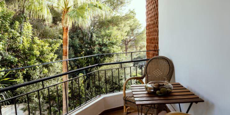 Bright apartment for rent in Portals Nous