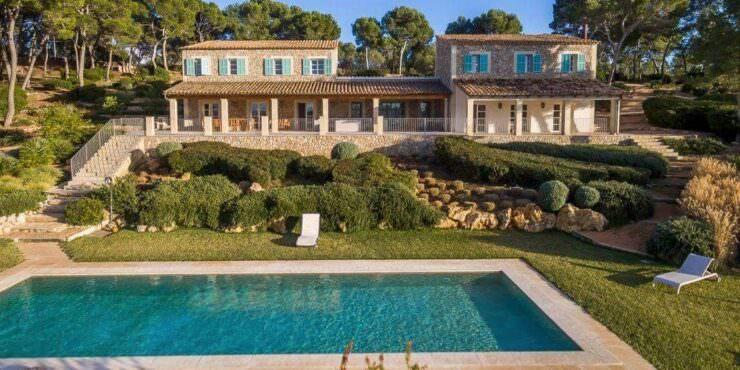 Stunning villa in Sol de Mallorca