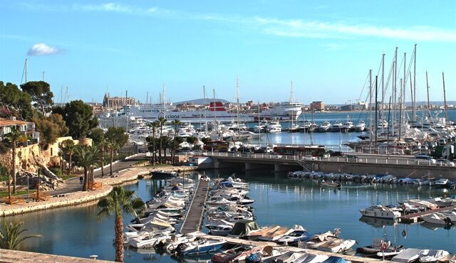 Unfurnished apartment for rent in Palma de Mallorca